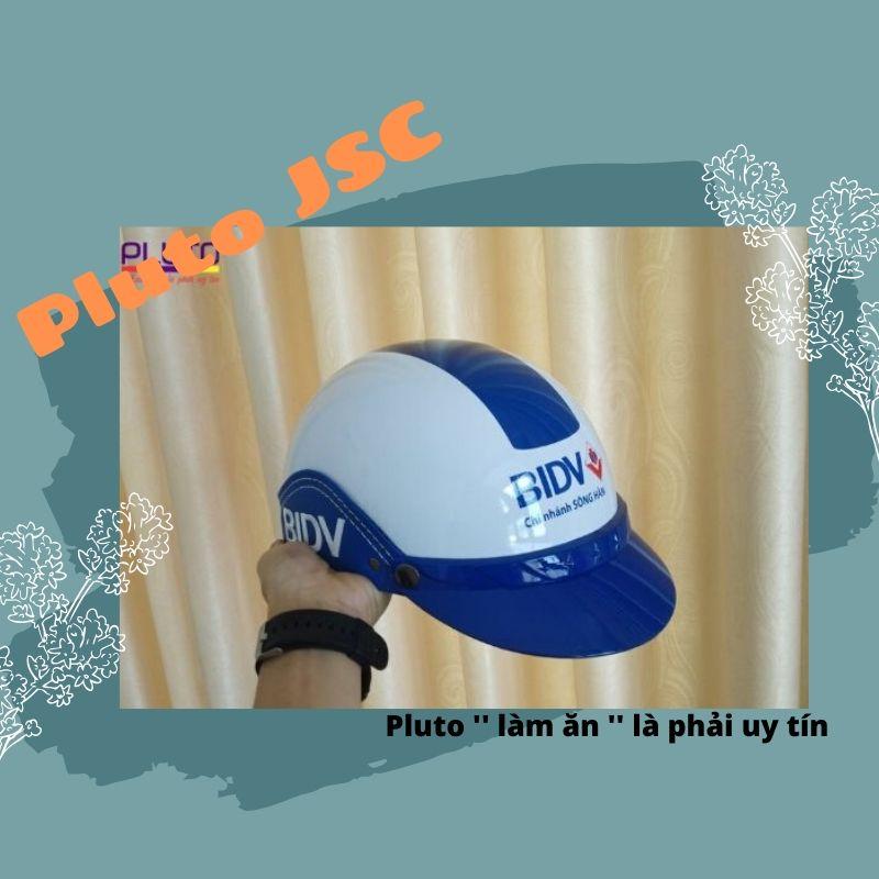 quảng cáo nón bảo hiểm