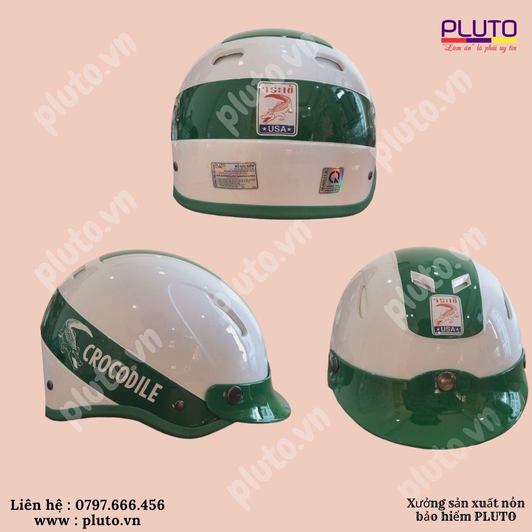 Mũ bảo hiểm in logo giá rẽ