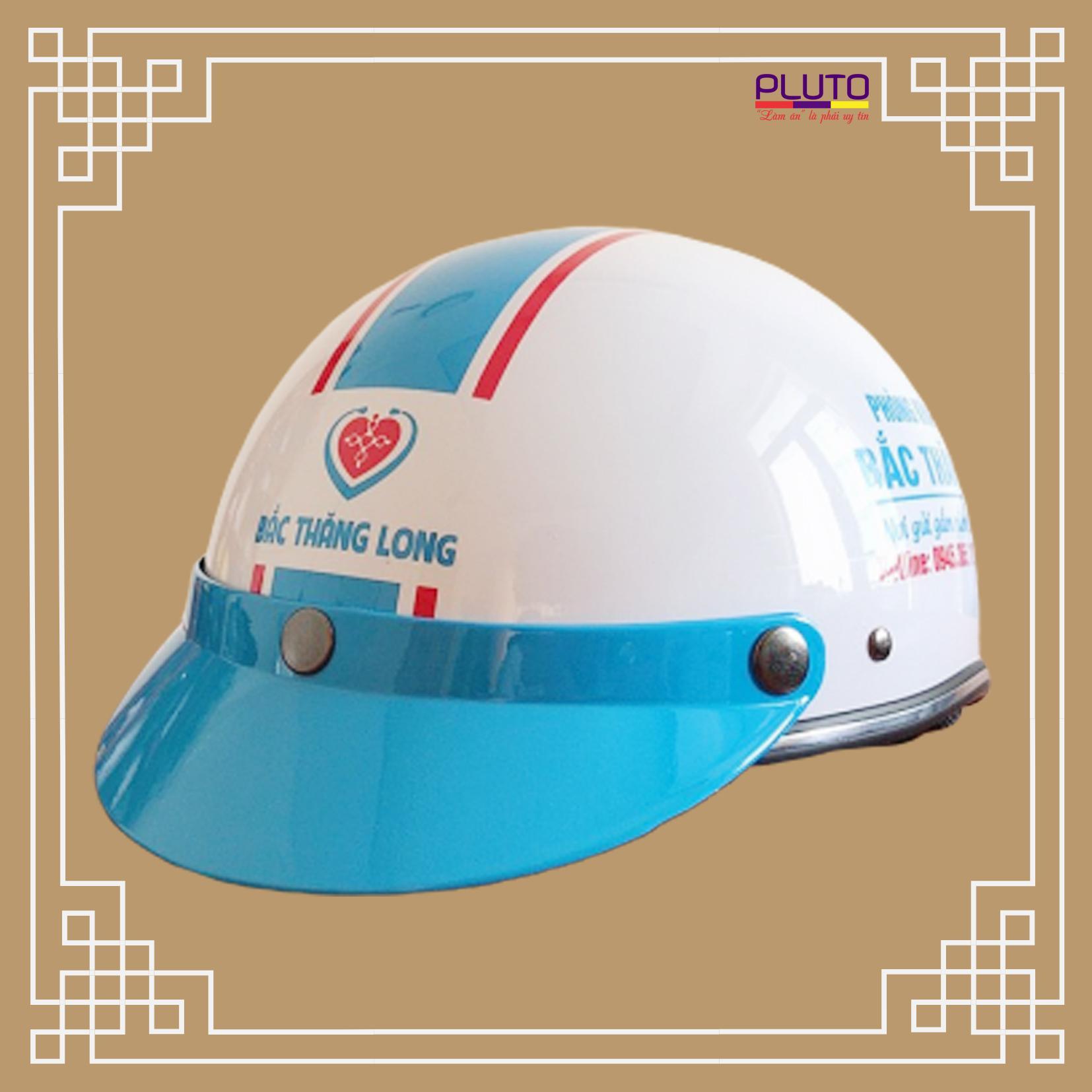 Xưởng sản xuất nón bảo hiểm quà tặng