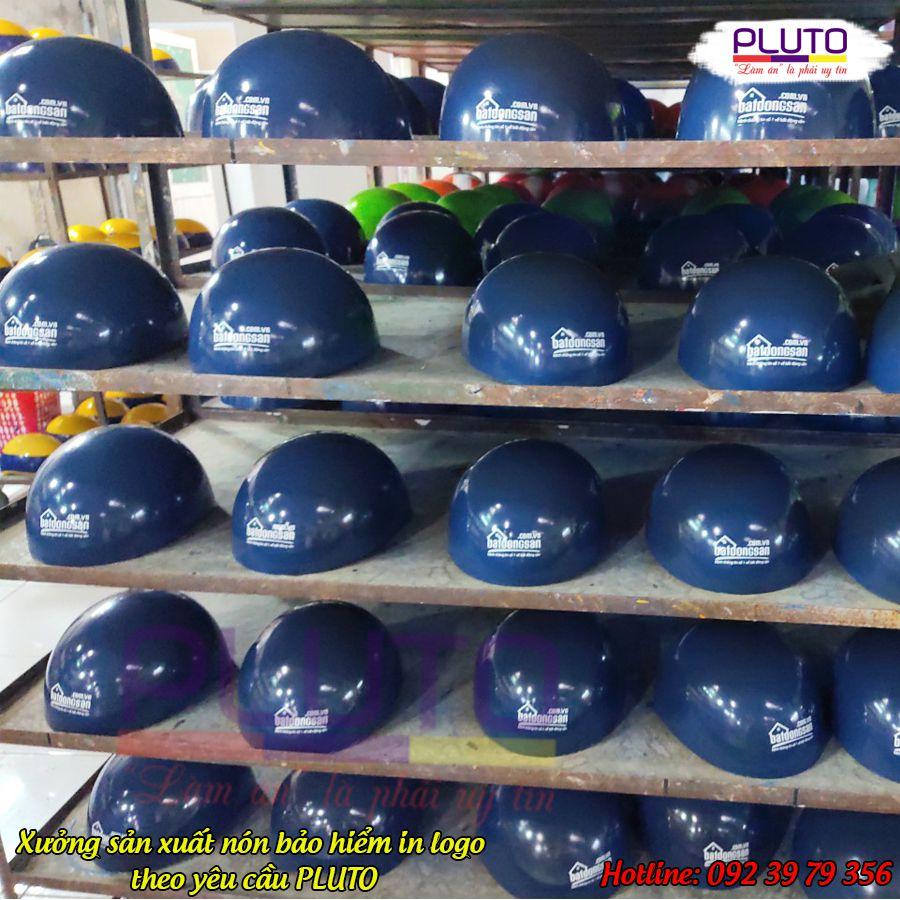 Xưởng sản xuất mũ bảo hiểm uy tín