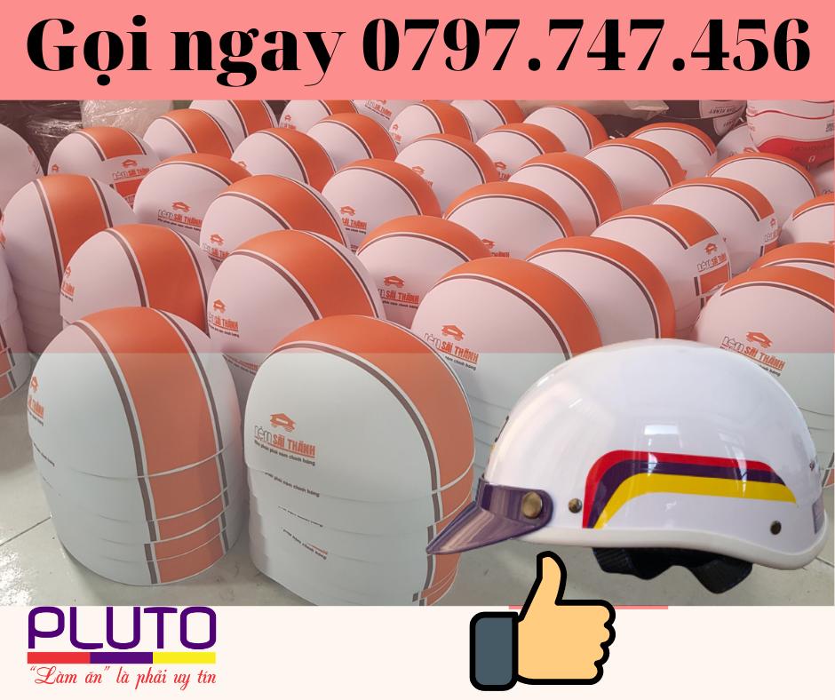 Xưởng sản xuất mũ bảo hiểm tại Bình Dương uy tín số 1