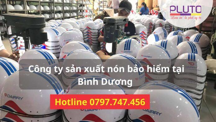 Công ty sản xuất nón bảo hiểm tại Bình Dương